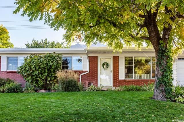 4241 S Marquis Way, Holladay, UT 84124 (#1772263) :: Bustos Real Estate | Keller Williams Utah Realtors