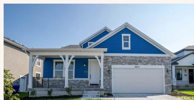 4853 W Upper Bend Dr #98, Herriman, UT 84096 (#1772283) :: Doxey Real Estate Group