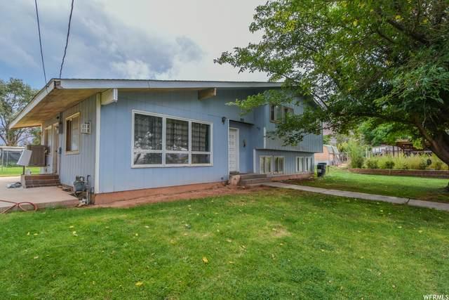 2450 San Jose Rd, Moab, UT 84532 (#1772331) :: Powder Mountain Realty