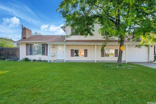 3865 S Hallmark Dr W, West Valley City, UT 84119 (#1772342) :: Colemere Realty Associates