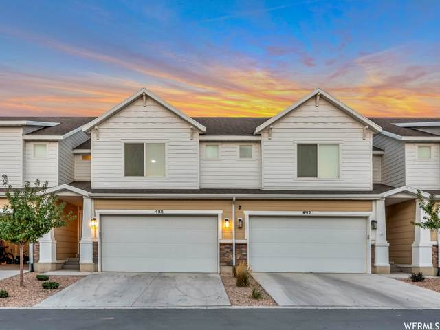 488 S Fox Chase Ln, Saratoga Springs, UT 84045 (#1772359) :: Colemere Realty Associates