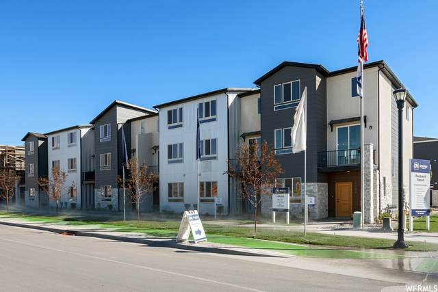 1022 W 360 S 102-F, American Fork, UT 84003 (#1772371) :: Doxey Real Estate Group