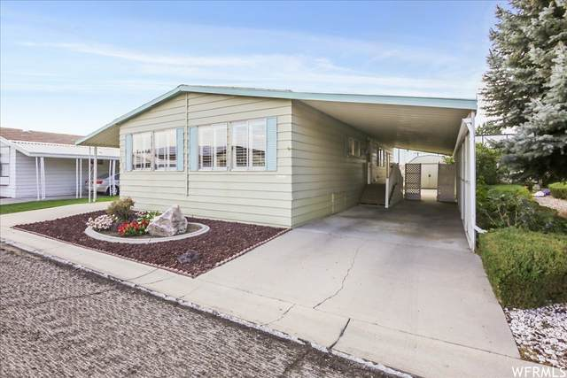 3800 S 1900 W #255, Roy, UT 84067 (#1772376) :: Colemere Realty Associates