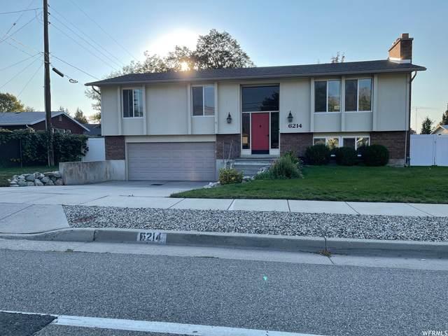 6214 S 725 E, Murray, UT 84107 (#1772415) :: Bustos Real Estate | Keller Williams Utah Realtors