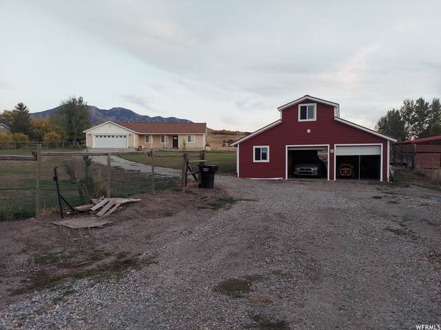 3584 E 4850 S, Franklin, ID 83237 (#1772481) :: The Perry Group