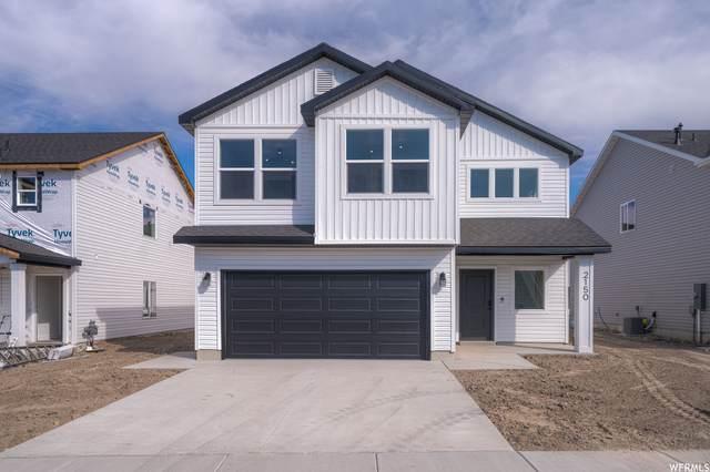 2150 S Creekside Dr, Logan, UT 84321 (#1772524) :: Utah Dream Properties