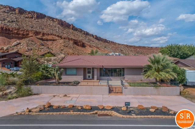 1264 W Bloomington Dr N, St. George, UT 84790 (#1772525) :: Doxey Real Estate Group