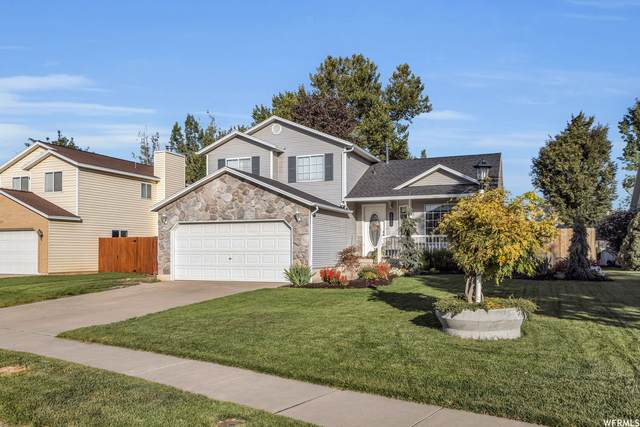 1205 E Meadow Dr, Layton, UT 84041 (MLS #1772538) :: Lookout Real Estate Group