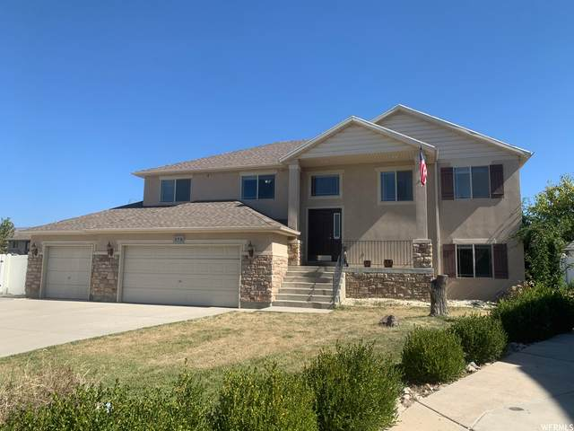 570 Windsor Ct, North Salt Lake, UT 84054 (#1772563) :: Kennedy Anderson | Realty One Group Areté