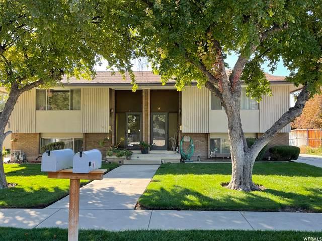 3956 S 1500 E, Salt Lake City, UT 84124 (#1772580) :: Doxey Real Estate Group