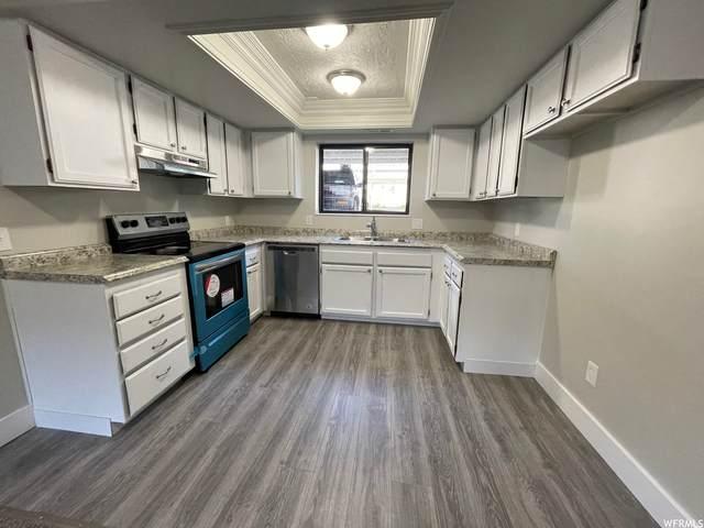 1325 S Lincoln Ave E E4, Ogden, UT 84404 (#1772628) :: Bear Phelps Group