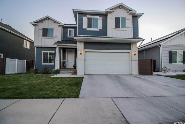235 N 590 E, Vineyard, UT 84059 (#1772632) :: Berkshire Hathaway HomeServices Elite Real Estate
