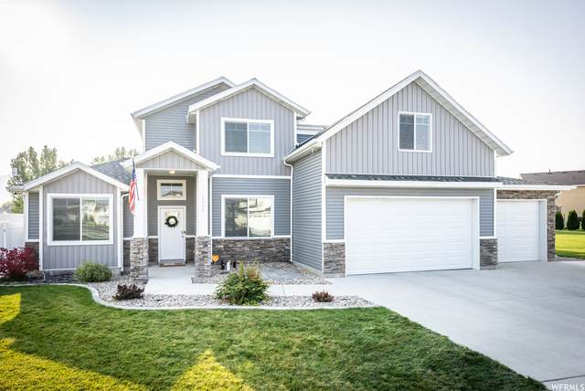 1209 W 2890 S, Nibley, UT 84321 (#1772637) :: Colemere Realty Associates