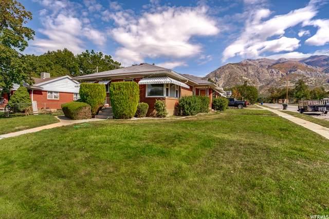 908 Goddard St, Ogden, UT 84403 (MLS #1772659) :: Lookout Real Estate Group