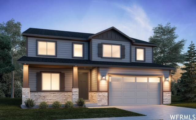 972 W Lucky Clover Dr, Saratoga Springs, UT 84045 (MLS #1772674) :: Lookout Real Estate Group
