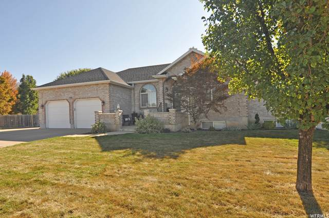 1113 W 150 S, Kaysville, UT 84037 (#1772725) :: Kennedy Anderson | Realty One Group Areté
