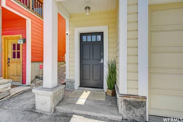 205 Park Ave, Park City, UT 84060 (#1772752) :: Bustos Real Estate | Keller Williams Utah Realtors