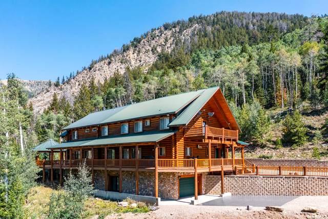13721 E Weber Canyon Rd, Oakley, UT 84055 (#1772790) :: Pearson & Associates Real Estate