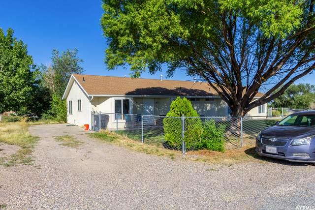 360 S 100 W, Minersville, UT 84752 (#1772794) :: The Fields Team
