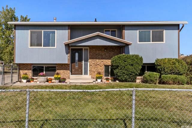 5266 W Begonia Pl, West Jordan, UT 84081 (MLS #1772801) :: Lookout Real Estate Group