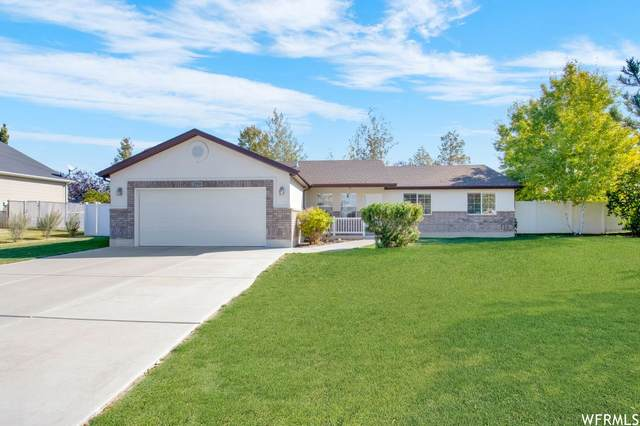 1358 N 3850 W, West Point, UT 84015 (#1772863) :: Doxey Real Estate Group