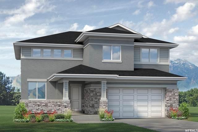 2131 W Sunrise Ranch Dr #83, Mapleton, UT 84664 (#1772871) :: Colemere Realty Associates