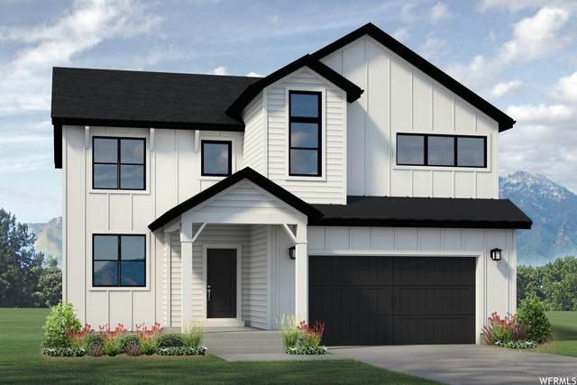 2079 W Sunrise Ranch Dr #85, Mapleton, UT 84664 (#1772889) :: Colemere Realty Associates