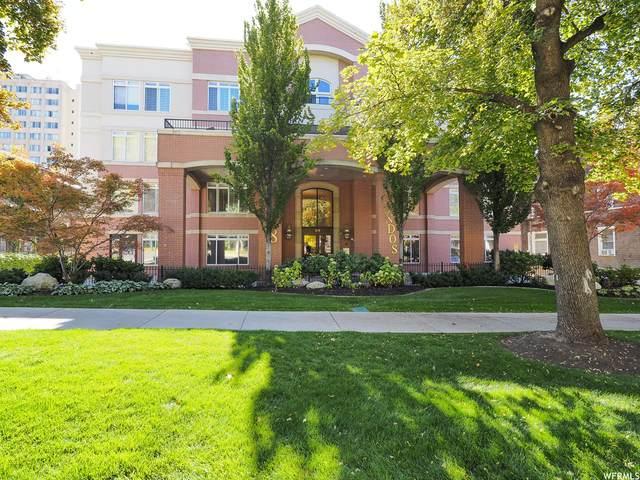 838 E South Temple S #107, Salt Lake City, UT 84102 (#1772890) :: Bear Phelps Group