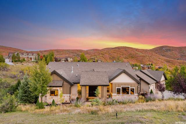 552 N Pioneer Fork Rd, Emigration Canyon, UT 84108 (#1772895) :: The Fields Team