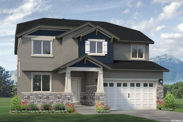2051 W Sunrise Ranch Dr #86, Mapleton, UT 84664 (#1772897) :: Colemere Realty Associates