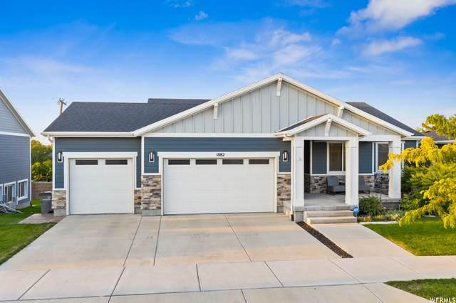 1882 W Santorini Dr, South Jordan, UT 84095 (#1772950) :: Bustos Real Estate | Keller Williams Utah Realtors