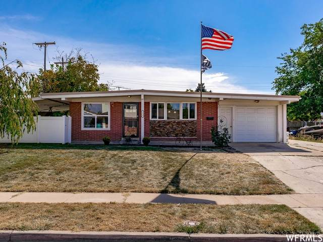 2177 W 5025 S, Roy, UT 84067 (#1772958) :: Colemere Realty Associates