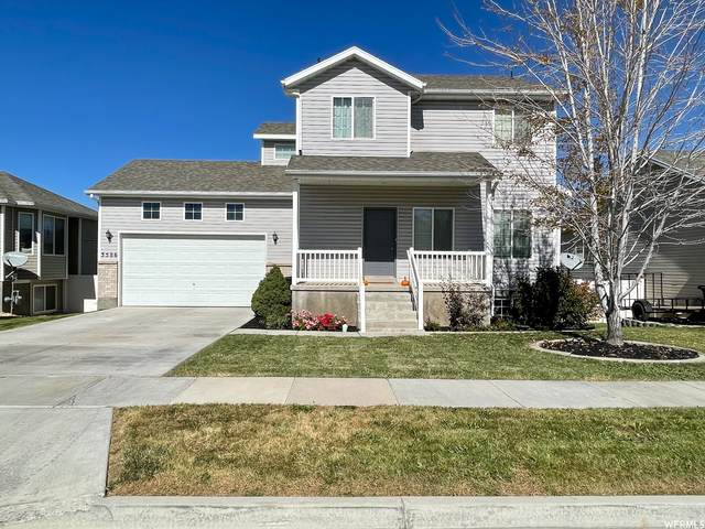 3586 W 850 S, Syracuse, UT 84075 (#1772968) :: Doxey Real Estate Group