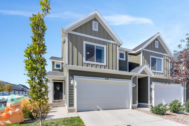 497 S Day Dream Ln, Saratoga Springs, UT 84045 (#1772970) :: Colemere Realty Associates