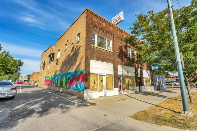 2855 Washington Blvd, Ogden, UT 84401 (MLS #1772976) :: Lookout Real Estate Group