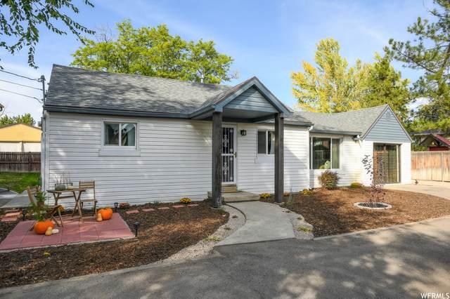4290 S Normandie Ln E, Salt Lake City, UT 84107 (MLS #1772979) :: Lawson Real Estate Team - Engel & Völkers