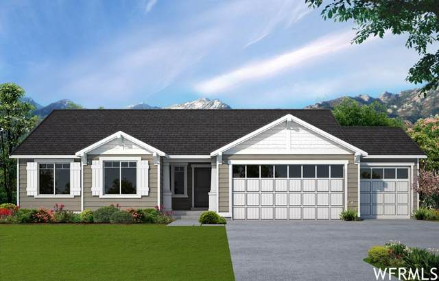 1268 S Raintree Ln #290, Santaquin, UT 84655 (MLS #1772989) :: Lawson Real Estate Team - Engel & Völkers