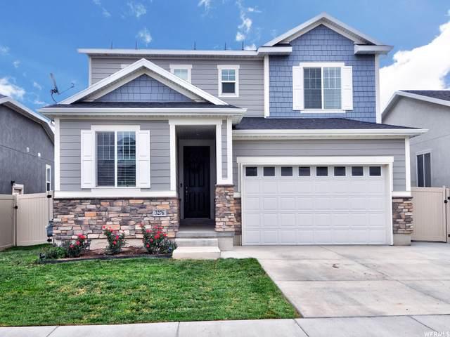 3276 S Hawk Dr, Saratoga Springs, UT 84045 (#1772999) :: Utah Dream Properties
