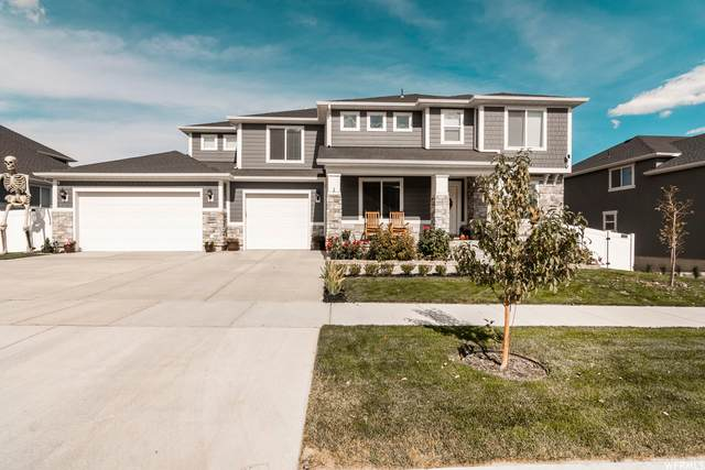 1328 W Wasatch Dr #201, Saratoga Springs, UT 84045 (#1773004) :: Bear Phelps Group