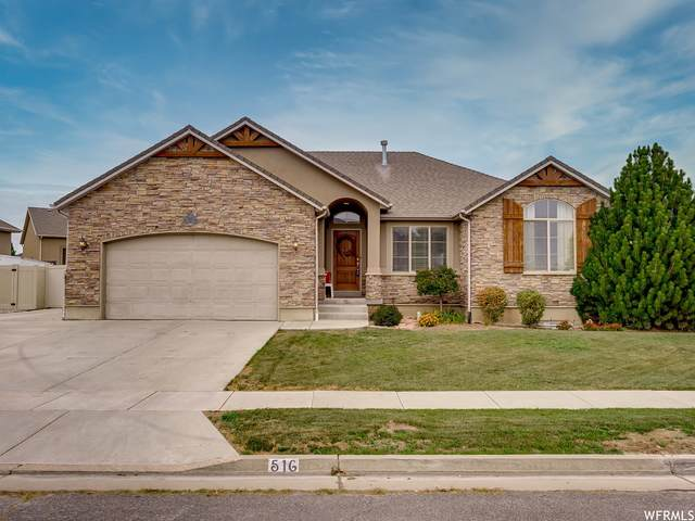 516 W 2920 S, Syracuse, UT 84075 (#1773005) :: Colemere Realty Associates