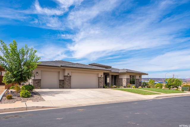 1964 S Shellee Dr E, St. George, UT 84790 (MLS #1773008) :: Lookout Real Estate Group