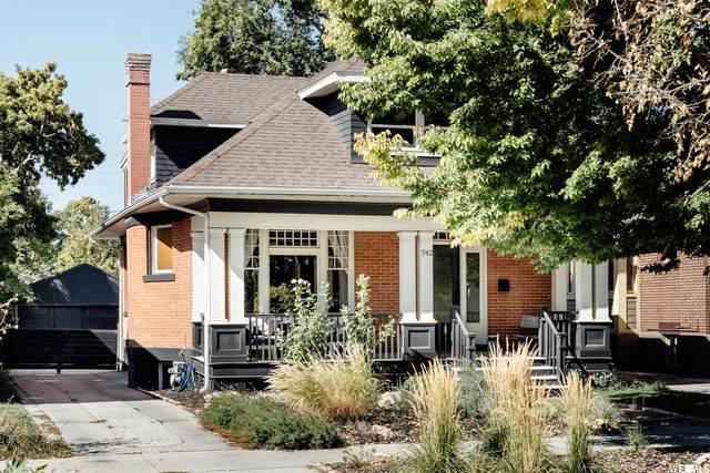 742 S 600 E, Salt Lake City, UT 84102 (#1773020) :: Doxey Real Estate Group