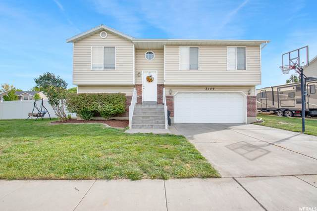 2156 N 2090 W, Clinton, UT 84015 (#1773042) :: Berkshire Hathaway HomeServices Elite Real Estate