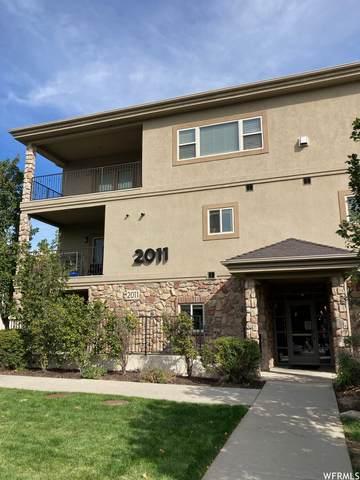2011 S 2100 E #206, Salt Lake City, UT 84108 (#1773051) :: Pearson & Associates Real Estate
