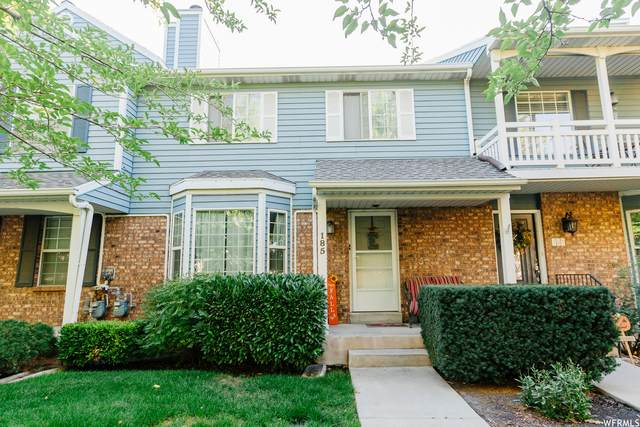 185 S 70 W 27D, Orem, UT 84058 (MLS #1773086) :: Lookout Real Estate Group