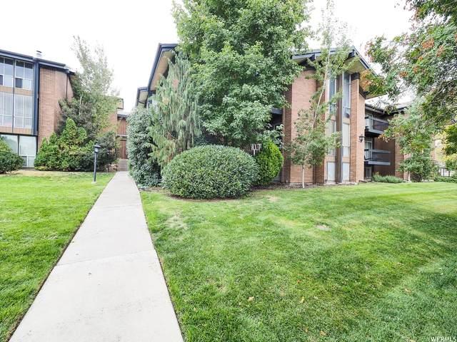 253 S 700 E #24, Salt Lake City, UT 84102 (#1773101) :: Pearson & Associates Real Estate