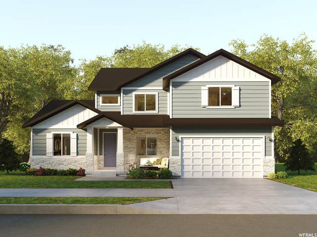 6445 S Eventide Way W, West Valley City, UT 84081 (#1773158) :: Colemere Realty Associates