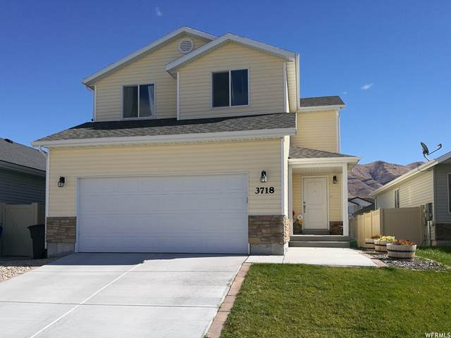 3718 N Downwater St, Eagle Mountain, UT 84005 (#1773170) :: Exit Realty Success