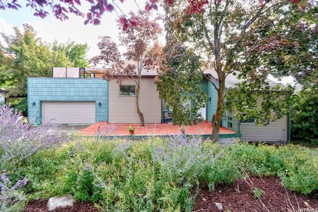 3414 E Enchanted Hills Dr, Cottonwood Heights, UT 84121 (#1773175) :: Bustos Real Estate | Keller Williams Utah Realtors