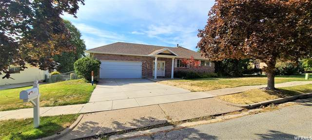 568 Cherry Ln, Fruit Heights, UT 84037 (#1773225) :: Colemere Realty Associates